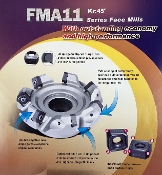 "2"" FMA11 45 DEGREE SLICE MILL"