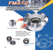 "2.5"" FMA12 OCTOMILL"